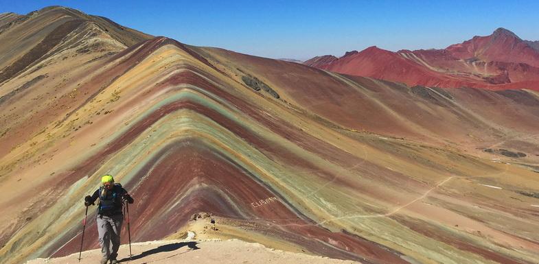 Montaña de 7 Colores - Cusco